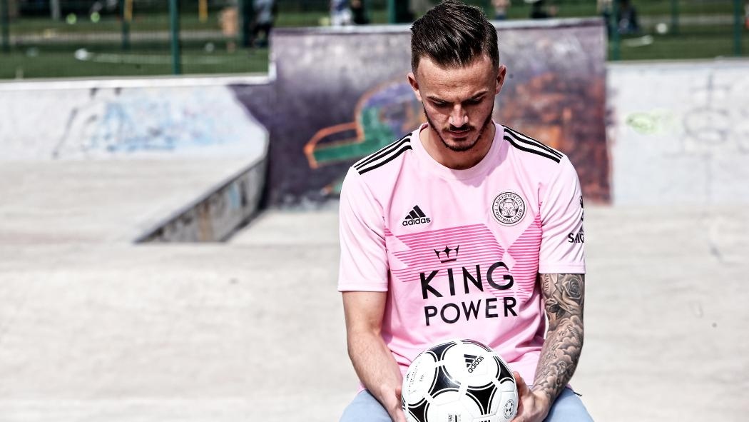 c9ec46cd1 Leicester City's 2019/20 adidas Away Kits Unveiled