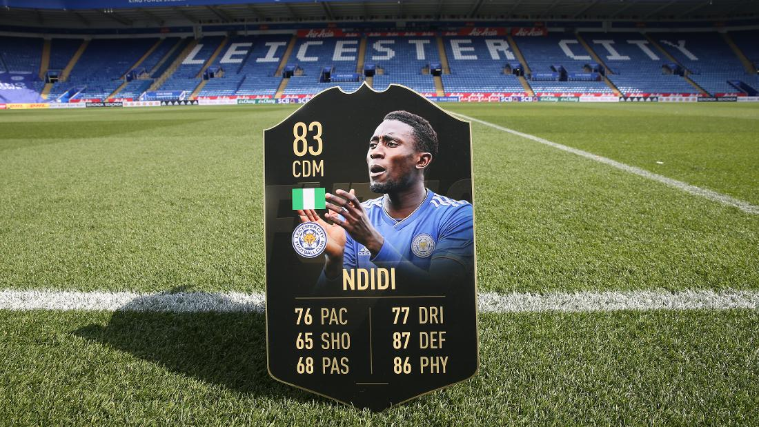 78c1c87abd5 How To Win A Wilfred Ndidi FIFA 19 Shield!