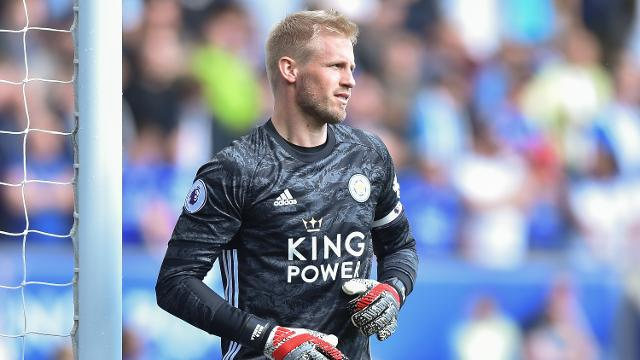 783313fa5 Schmeichel: The Stats Behind City's Ever-Present No.1