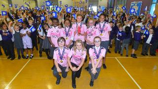 City's Premier League Primary Stars winners
