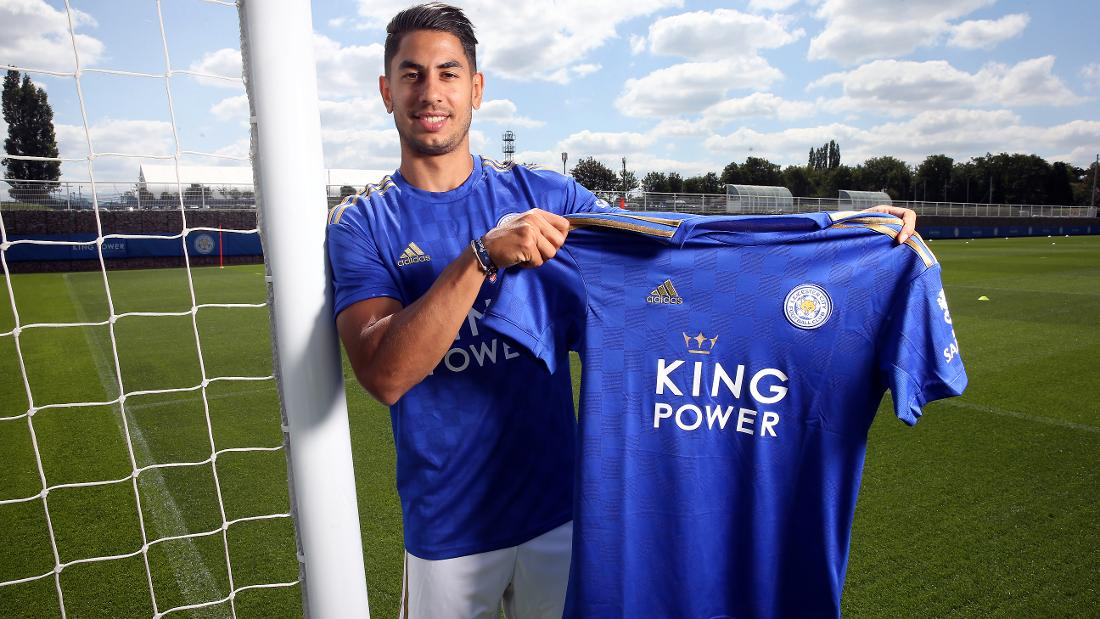 Image result for ayoze perez leicester