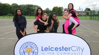LCFC Community Trust & PL Girls