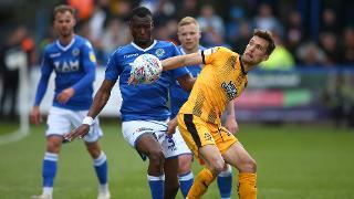 Harrison Dunk, Cambridge United