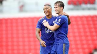 Youri Tielemans and Ben Chilwell