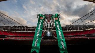 Carabao Cup at Wembley