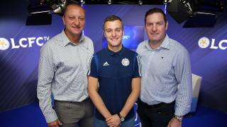 Matt Elliott, Dan Bates & Gerry Taggart on LCFC TV
