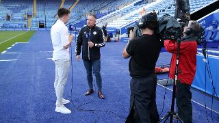 Sean St Ledger and Nick Walsh on LCFC TV