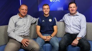 Matt Elliott, Dan Bates & Gerry Taggart
